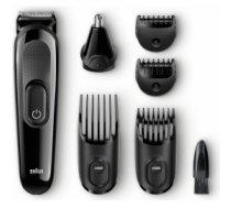 BRAUN matu un bārdas trimmeris 6in1 - MGK 3020