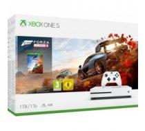 CONSOLE XBOX ONE S 1TB WHITE/GAME FORZA HORIZON 4 MICROSOFT