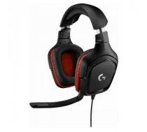 Logitech G332 Symmetra Gaming Black/Red