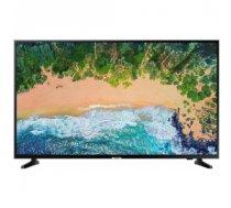"TV Set|SAMSUNG|4K/Smart|43""|3840x2160|Wireless LAN|Tizen|Colour Black|UE43NU7092UXXH"