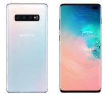 Samsung Galaxy S10 Plus 128GB+64GB SDHC SM-G975F/DS Prism White