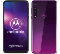 Motorola XT2016-1 Moto One Macro Dual 64GB ultra violet