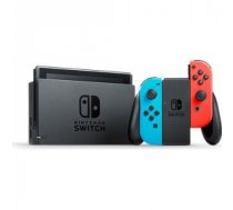Nintendo Switch Neon Red and Neon Blue Joy-Con V2 (10002433)