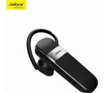 Jabra Talk 15 Bluetooth (Austiņa) ar Ilgu darbību un Balss filtru (DSP) Multipoint Funkciju Melna