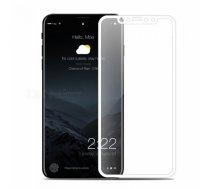 SWISSTEN - Swissten Ultra Durable 3D Japanese Tempered Glass Premium 9H Aizsargstikls Samsung J600 Galaxy J6 (2018) Balts - SW-JAP-T-3D-J600-WH