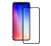 SWISSTEN - Swissten Ultra Durable 3D Japanese Tempered Glass Premium 9H Aizsargstikls Apple iPhone XS Max Melns - SW-JAP-T-3D-IPHXSPL-BK
