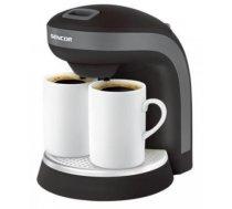 SENCOR - Sencor kafijas un tējas vārītājs 350w, 2 porcelāna krūzes 0.3l, melns, Sencor - LA854SCE2000BK