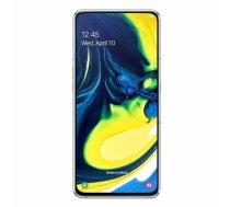 SAMSUNG - Samsung A805F/DS Galaxy A80 Dual 128GB ghost white - T-MLX33602