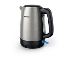 Philips Daily Collection HD9350/91 electric kettle 1.7 L Black,Stainless steel 2200 W