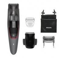 Philips BEARDTRIMMER Series 7000 BT7510/15 hair trimmers/clipper Black, Gray