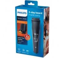Philips BEARDTRIMMER Series 3000 BT3226/14 beard trimmer Black