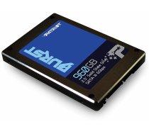 "SSD|PATRIOT|960GB|SATA 3.0|Write speed 540 MBytes/sec|Read speed 560 MBytes/sec|2,5""|MTBF 2000000 hours|PBU960GS25SSDR"