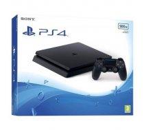 Sony PlayStation 4 Slim 500GB Black Wi-Fi