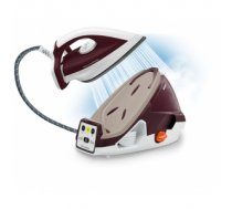 Tefal Pro Express GV7810 steam ironing station 2400 W 1.6 L Durilium Autoclean soleplate Bordeaux, White