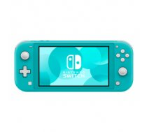 "Nintendo Switch Lite portable game console Turquoise 14 cm (5.5"") Touchscreen 32 GB Wi-Fi"