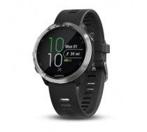 "Garmin Forerunner 645 Music MIP 3.05 cm (1.2"") Wristband activity tracker Black, Stainless steel"