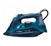 Bosch TDA703021A iron Steam iron Ceranium Glissée soleplate Blue 3000 W