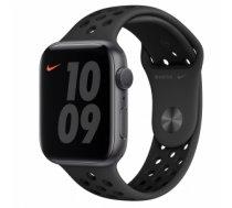 Smart Watch Apple Watch Series 6 Nike 44 mm OLED 4G Grey GPS (satellite)