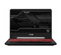 "ASUS TUF Gaming FX505DY-BQ052 Notebook 39.6 cm (15.6"") 1920 x 1080 pixels AMD Ryzen 5 8 GB DDR4-SDRAM 512 GB SSD AMD Radeon RX 560X Wi-Fi 5 (802.11ac) Black"