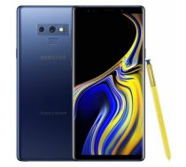 Mobilais Telefons MOBILE PHONE GALAXY NOTE 9/BLUE SM-N960FZBD SAMSUNG SM-N960FZBD