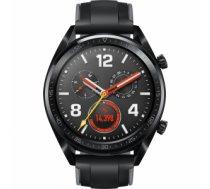 "Huawei Watch GT AMOLED 3.53 cm (1.39"") 46 mm Black GPS (satellite)"