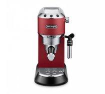 DELONGHI EC685R espresso, cappuccino machine red EC685R EC685R