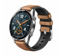 "Smart Watch Huawei WATCH GT-B19V Classic 3,53 cm (1.39"") 46 mm AMOLED Melns, Nerūsējošs tērauds GPS"