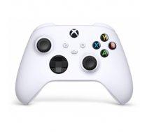 Microsoft Xbox Wireless Controller White Bluetooth/USB Gamepad Analogue / Digital Xbox Series S, Xbox Series X, Xbox One, Xbox One S, Xbox One X