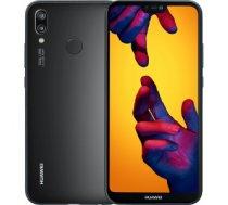 """Huawei P20 Lite 14.8 cm (5.84"""") Hybrid Dual SIM Android 8.0 4G USB Type-C 4 GB 64 GB 3000 mAh Black"""
