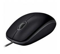 Logitech B110 mouse USB Type-A Optical 1000 DPI Ambidextrous
