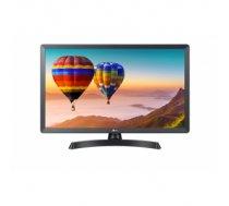 "LG TV Monitor 28TN515S-PZ 27.5 "", WVA, HD, 1366 x 768 pixels, 16 : 9, 8 ms, 250 cd/m², Black/Iron Gray, HDMI ports quantity 2 28TN515S-PZ.AEU"