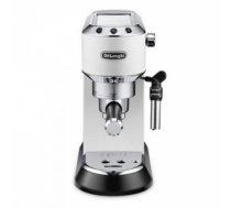 DELONGHI EC685W espresso, cappuccino machine white EC685W?/DAMAGE EC685W?/DAMAGE