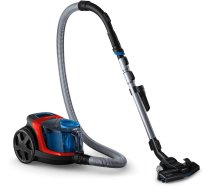 Vacuum Cleaner|PHILIPS|FC9330/09|Canister/Bagless|900 Watts|Capacity 1.5 l|Noise 76 dB|Black / Red|Weight 4.5 kg|FC9330/09 FC9330/09