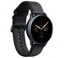 """Samsung Galaxy Watch Active 2 viedpulkstenis SAMOLED 3,02 cm (1.19"""") Melns GPS"""