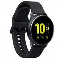 """Samsung Galaxy Watch Active 2 viedpulkstenis SAMOLED 3,05 cm (1.2"""") Melns GPS"""