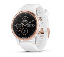 Garmin fēnix 5S Plus sporta pulkstenis Rose Gold 240 x 240 pikseļi Bluetooth