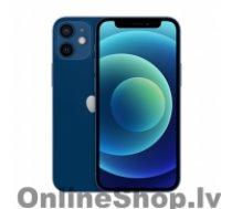 "APPLE iPhone 12 mini Blue, 5.4 "", XDR OLED, 2340 x 1080 pixels, , A14 Bionic, Internal RAM 4 GB, 64 GB, Single SIM, Nano-SIM and eSIM, 3G, 4G, 5G, Main camera Dual 12+12 MP, Secondary camera 12 MP, iOS, 14, 2227 mAh"