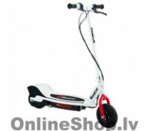 "RAZOR 8 "", E200, Electric Scooter, 200 W, 19 km/h, 24 month(s), White/Red"