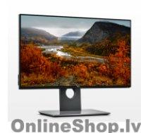 """DELL U2717D 27 """", IPS, QHD, 2560 x 1440 pixels, 16:9, 6 ms, 350 cd/m², Black, Warranty 36 month(s)"""