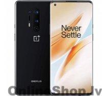 "ONEPLUS 8 Pro Black, 6.78 "", Fluid AMOLED, 1440 x 3168 pixels, Qualcomm SM8250, Snapdragon 865, Internal RAM 8 GB, 128 GB, Dual SIM, Nano-SIM, 3G, 4G, 5G, Main camera Quad 48+8+48+5 MP, Secondary camera 16 MP, Android, 10, 4510 mAh"