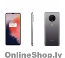 "ONEPLUS 7T Frosted Silver, 6.67 "", AMOLED, 1080 x 2400 pixels, Qualcomm SDM855 Snapdragon 855+, Internal RAM 8 GB, 128 GB, microSD, Dual SIM, Nano-SIM, 3G, 4G, Main camera 48+8+16 MP, Secondary camera 16 MP, Android, 10.0, 3800 mAh"