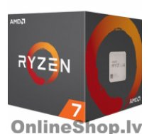 AMD Ryzen 7 2700, 3.2 GHz, AM4, Processor threads 16, Packing Retail, Cooler included, Processor cores 8, Component for PC