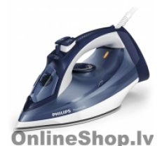 PHILIPS Steam iron GC2994/20 Grey, 2400 W, Steam iron, Continuous steam 40 g/min, Steam boost performance 150 g/min, Auto power off, Anti-drip function, Anti-scale system, Vertical steam function, Water tank capacity 320 ml