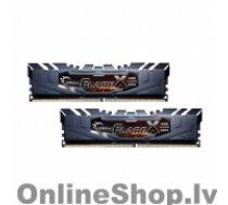 G.SKILL Flare X 16 GB, DDR4, 2933 MHz, PC/server, Registered No, ECC No