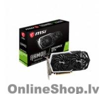 MSI GeForce GTX 1660 Ti ARMOR 6G OC NVIDIA, 6 GB, GeForce GTX 1660 Ti, GDDR6, PCI Express x16 3.0, Processor frequency 1860 MHz, HDMI ports quantity 1, Memory clock speed 12000 MHz