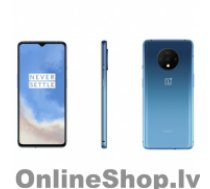 "ONEPLUS 7T Glacier Blue, 6.67 "", AMOLED, 1080 x 2400 pixels, Qualcomm SDM855 Snapdragon 855+, Internal RAM 8 GB, 128 GB, microSD, Dual SIM, Nano-SIM, 3G, 4G, Main camera 48+8+16 MP, Secondary camera 16 MP, Android, 10.0, 3800 mAh"