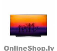 "LG OLED55C8PLA 55"" (140 cm), Smart TV, Ultra HD OLED, 3840 x 2160 pixels, Wi-Fi, DVB-T/T2/C/S/S2, Black"