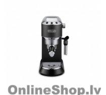 DELONGHI Dedica Pump Espresso  EC685.BK Pump pressure 15 bar, Built-in milk frother, Semi-automatic, 1300 W, Black/Stainless Steel