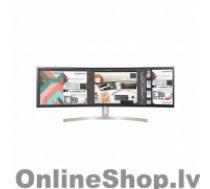 """LG UltraWide Curved LED Monitor 49WL95C-W 49 """", IPS, QHD, 5120 x 1440 pixels, 32:9, 5 ms, 350 cd/m²"""