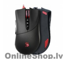 A4TECH V3M X'Glide Multicore wired, Black, gaming mouse, USB